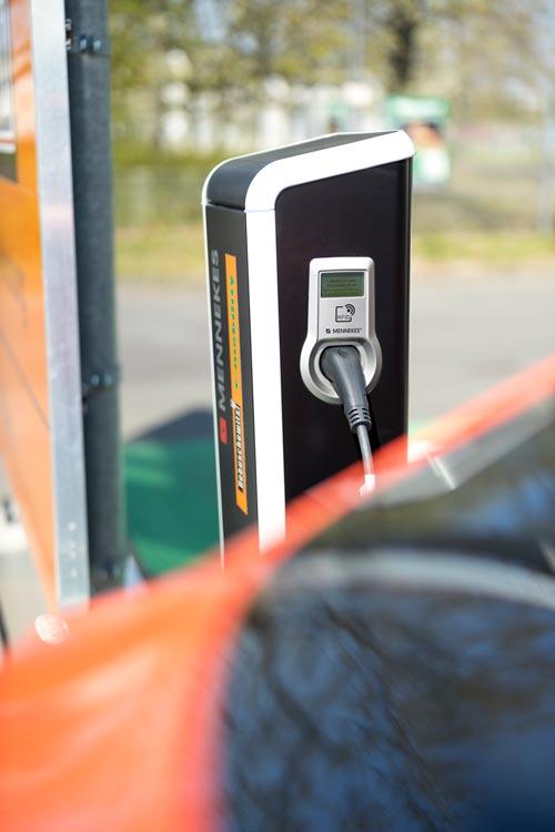 Ladestation für Elektroautos - einfaches Laden mit unseren Ladesysteme